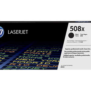 Toner HP 508X,TONER HP CF360X (508X) MFP M553 BLACK 12.5KPG.Color: Negro, Compatiblidad: HP LaserJet Color Pro MFP M553, Rendimiento: 12500 páginas.