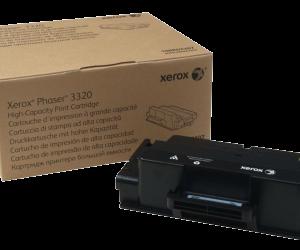 Toner Xerox 3320 , Color: Negro, Compatibilidad: Xerox Phaser 3320, Rendimiento: 11000 páginas