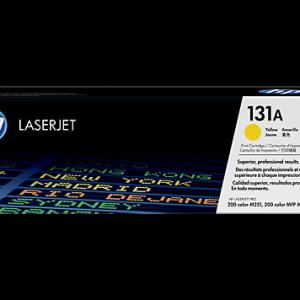 Color: Amarillo, Compatibilidad: HP LASERJET M251/M276, Rendimiento: 1800 páginas.