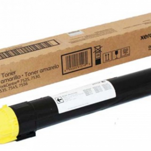 TONER XEROX 006R01518 YELLOW (WC 7500/7525/7530/7535)