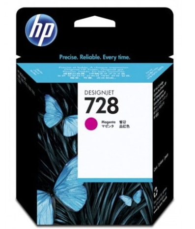 TINTA HP 728 F9J62A 40ML MAGENTA